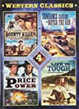 4-Movie Western Classics: Life is Tough, Eh Providence? / The Bounty Killer / The Price of Power / Sundance Cassidy and Butch the Kid