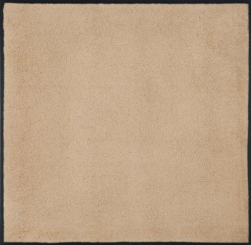 wash + dry 058908 Fußmatte 75 x 75 cm, sandgelb