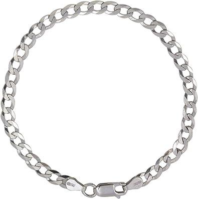 Cuadrado de plata esterlina 925 anillo abierto puestos de salto para la fabricación de joyas /_ 424