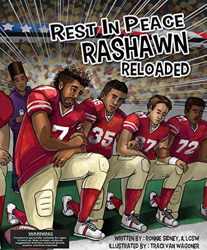 Rest in Peace RaShawn Reloaded (Nelson Beats the Odds Book 4) by [Sidney, Ronnie]