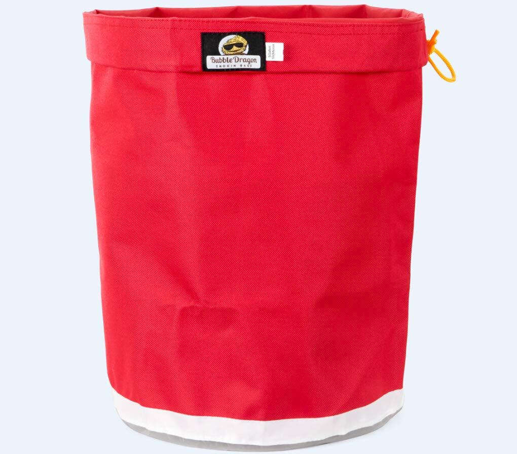 Bubble Dragon 160 Micron 5 Gallon Deluxe Bubble Bags Herbal Ice Essence Extractor Smokin Bags