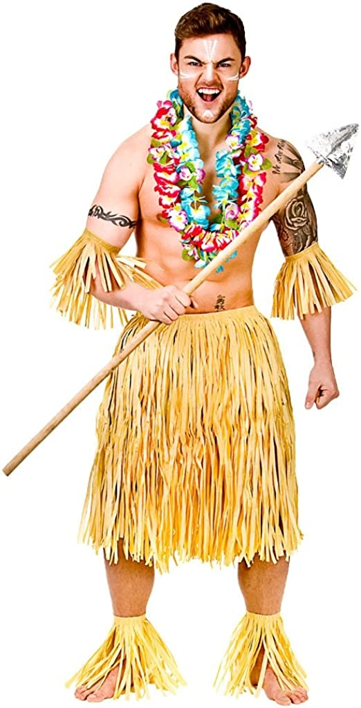 Hawaii Flower Hair Clip Hawaiian Danno Magnum Five/'O Tropical Lua Fancy Dress
