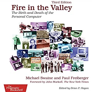 Fire in the Valley Audiobook