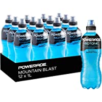 Powerade Mountain Blast Sports Drink 12 x 1L