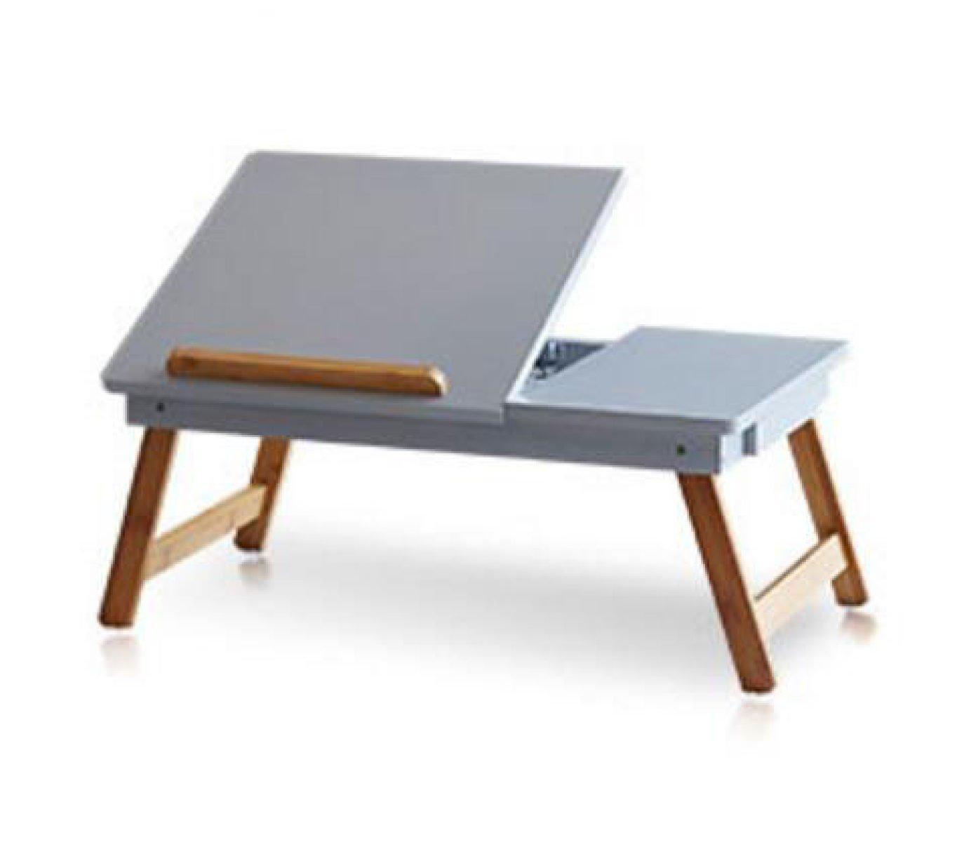 Ordinateur portable de table Lit Chambre Loft pliable Baren étude bureau Enfants Table Plateau de Lit cadeau de