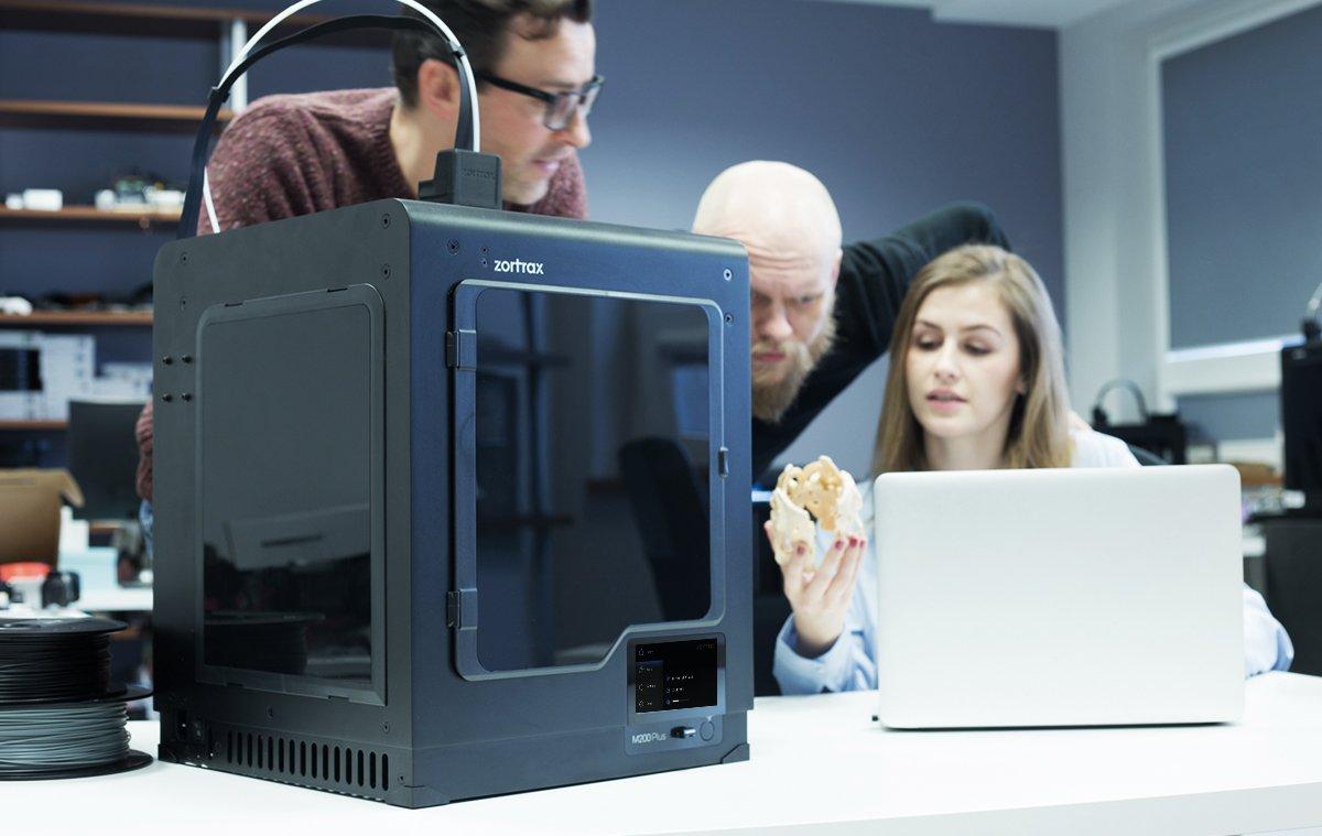 Zortrax M200Plus Impresora 3D Printer: Amazon.es: Industria ...