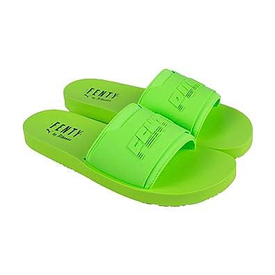 low priced 37e3f a0964 Amazon.com | PUMA Mens Fenty by Rihanna RiRi Green Fenty ...