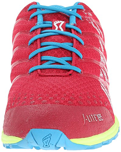 Inov-8 Femme F-lite 195 P Chaussure Cross-training Berry / Jaune