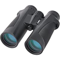 Gosky Optics 10X42 Waterproof Prism Bird Watching Binocular - Ideal for Outdor HikingHuntingClimbingBirdwatching Watching Wildlife and Scenery Sports Games and Concerts