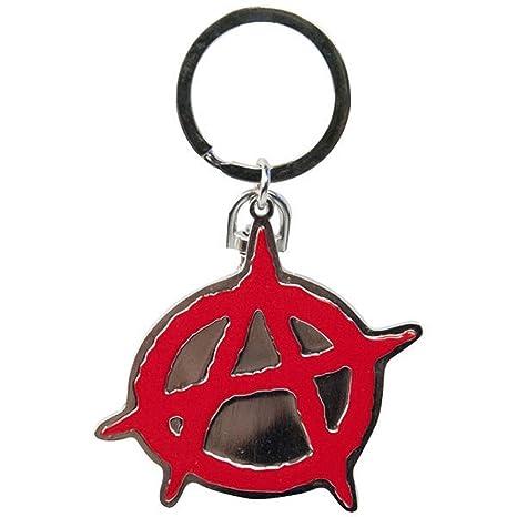 Sons of Anarchy - Metal llavero - Anarquía Logo: Amazon.es ...