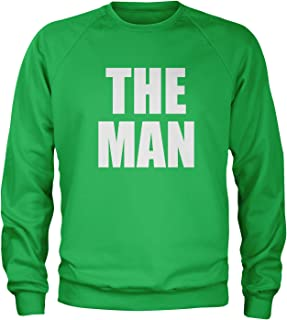 Expression Tees The Man Wrestling Crewneck Sweatshirt