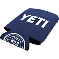 YETI Built for the Wild Neoprene Drink Jacket Navy Blue