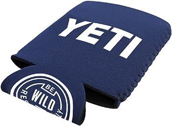 YETI Built for the Wild Neoprene Drink Jacket Navy Blue