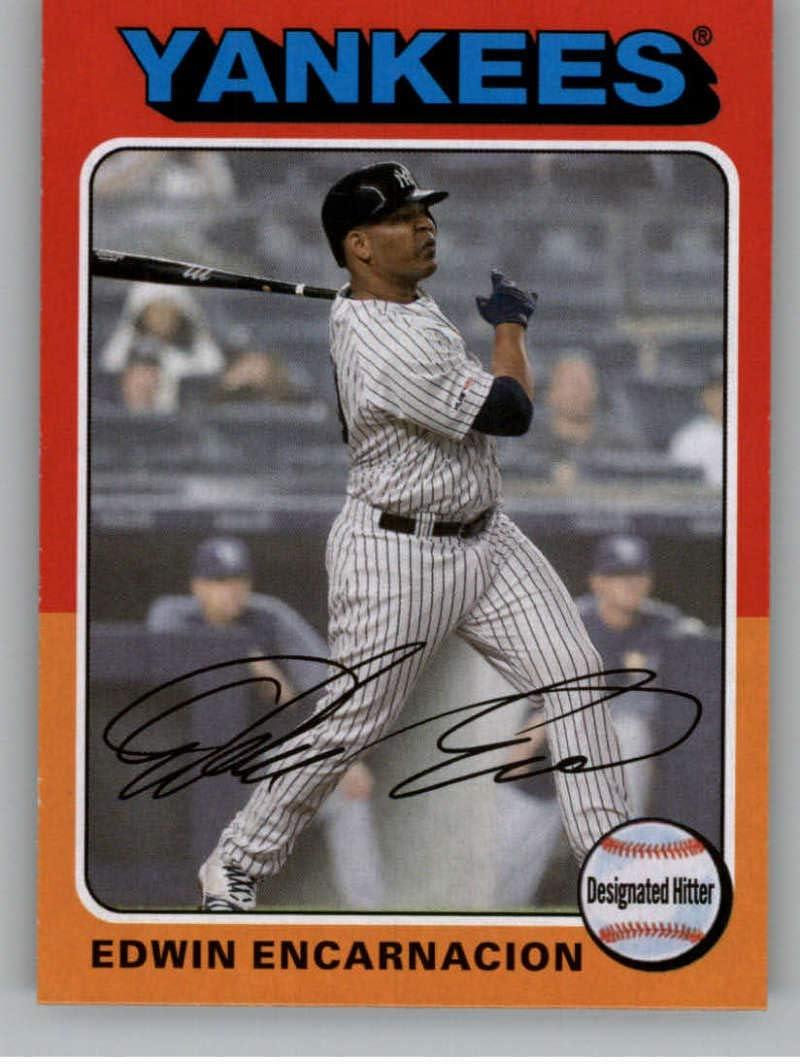 Autographed//Signed MIGUEL ANDUJAR Yankees Rawlings ROML Baseball Beckett BAS COA