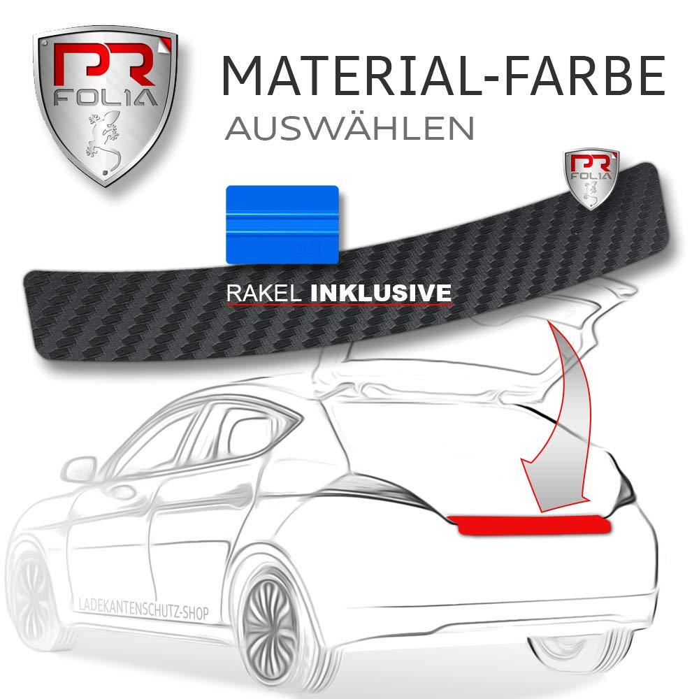 Autofolie inkl Transparent Lackschutz-folie RAKEL Typ F45, ab Bj 3//2014 PR-Folia Ladekantenschutz passend f/ür 2er Active Tourer Kratzschutz