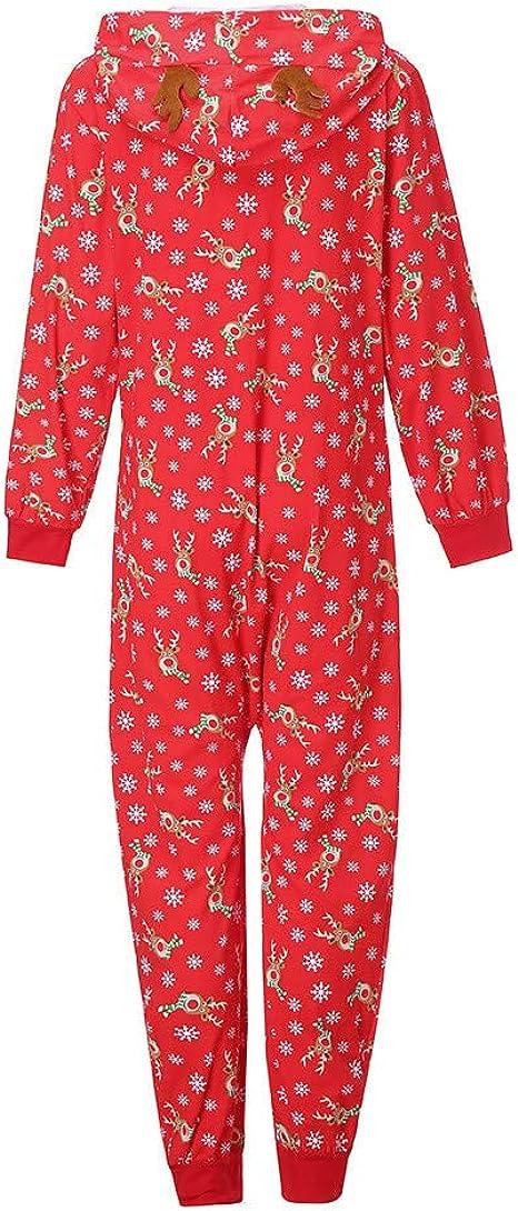 cinnamou Pijamas De Navidad Familia Conjunto Sudadera ...