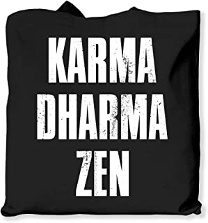 product image for Hank Player U.S.A. Karma Dharma Zen Tote Bag