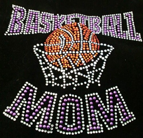 basketball mom heat transfer - 8