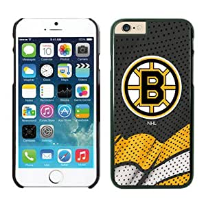 Iphone 6 Cover Case Boston Bruins TPU iPhone 6 5.5 Inch Cases 3 Black