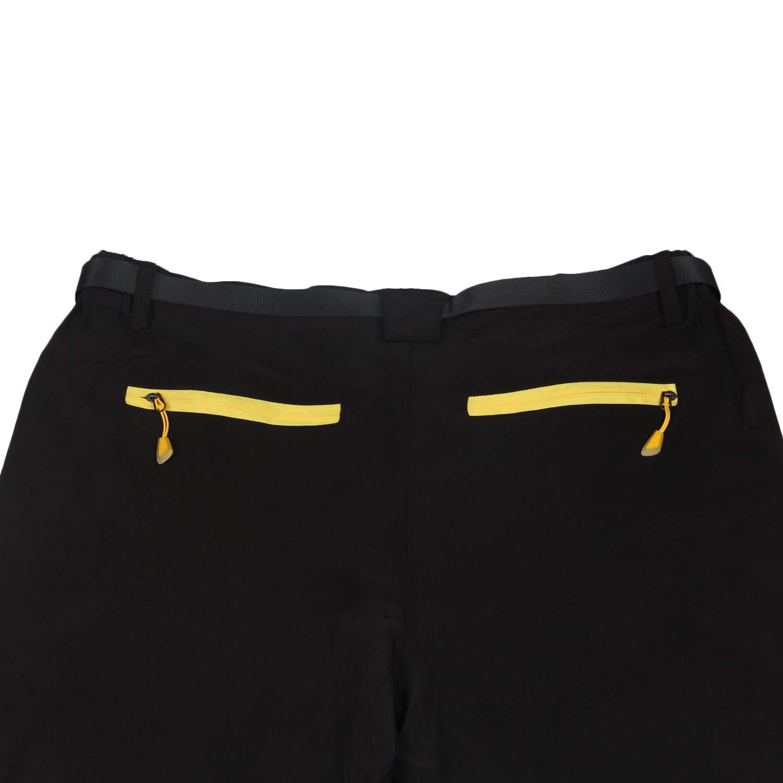 Ynport Crefreak Pantalones de escalada para hombre con cintur/ón transpirables secado r/ápido