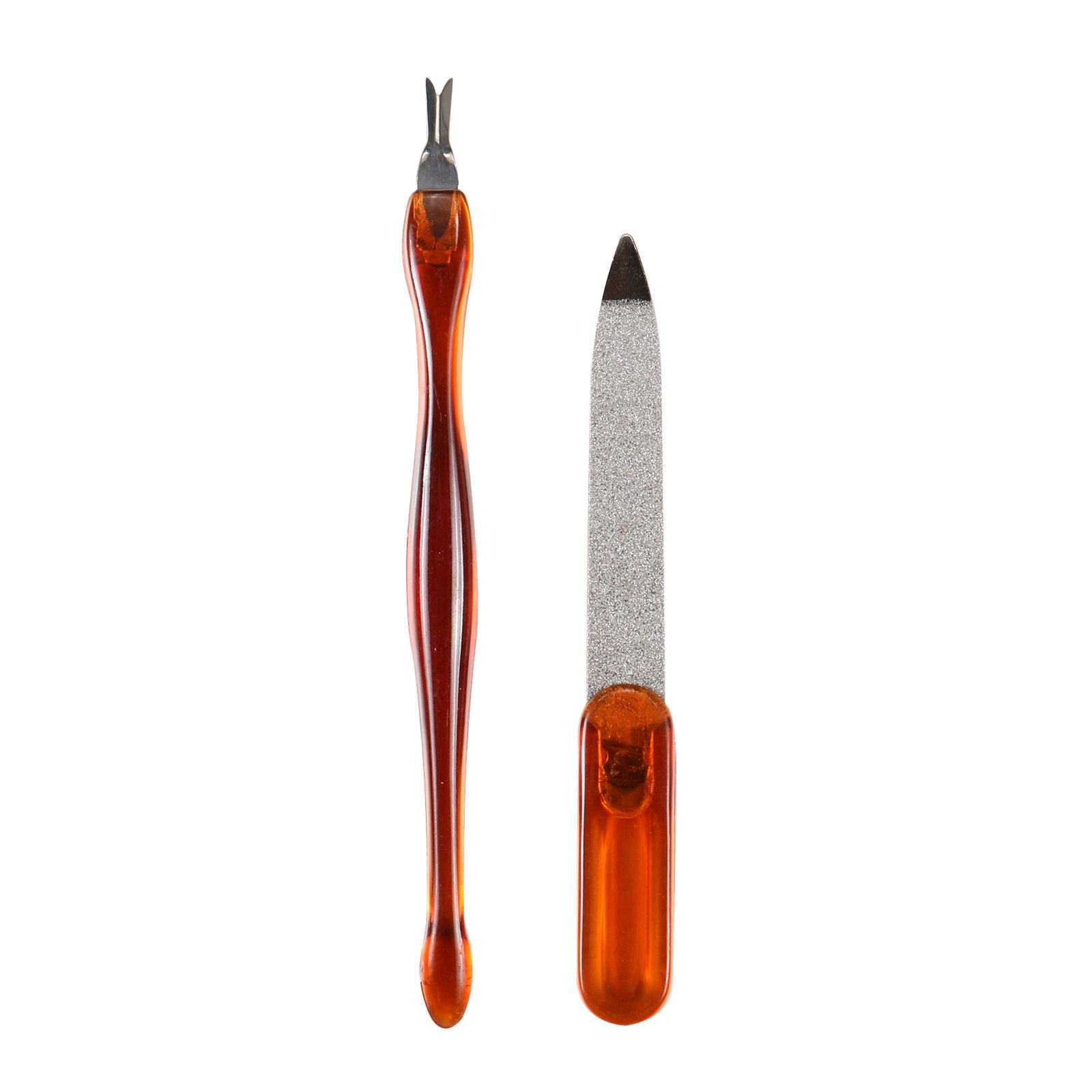 Ottery Professional Beauty tools Nail Art Set Manicure Tools Kit Cuticle Pusher Trimmer Remover Pedicure