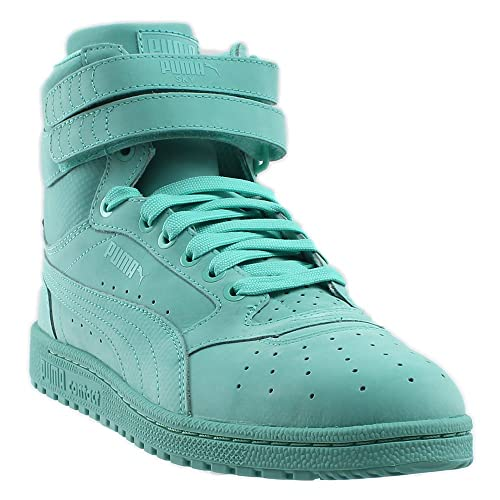 162006b18d20 Puma Men s Sky II Hi Nubuck L Aruba Blue Athletic Shoe  Buy Online ...