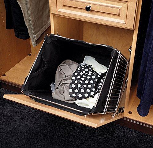 Rev-A-Shelf CTOHB-16-I Cloth Liner Black for CTOHB-161319 -