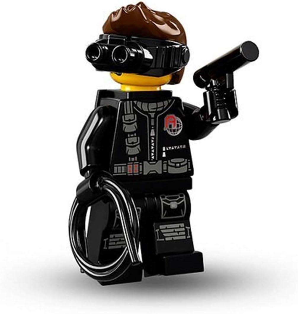 LEGO Series 16 Collectible Minifigures - Secret Agent Spy (71013)