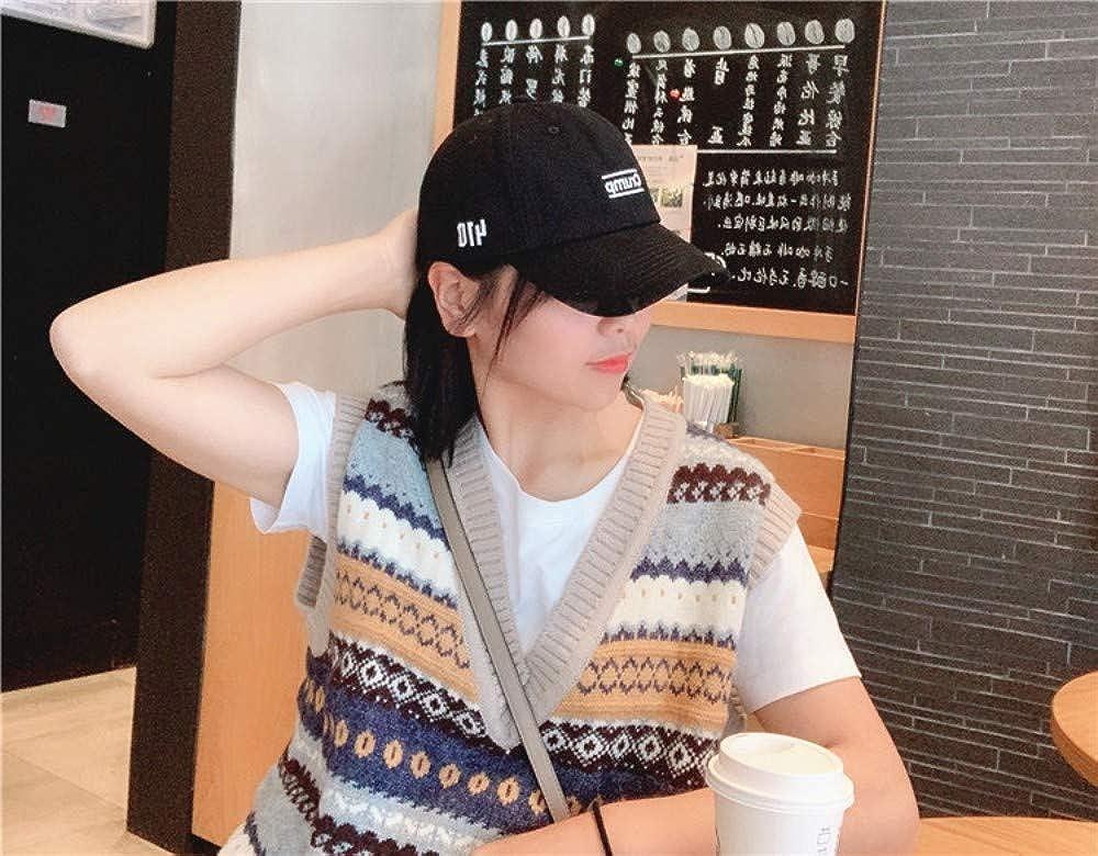 WAYATI Letter Embroidery Fashion Cotton Baseball Cap dad hat Trucker hat
