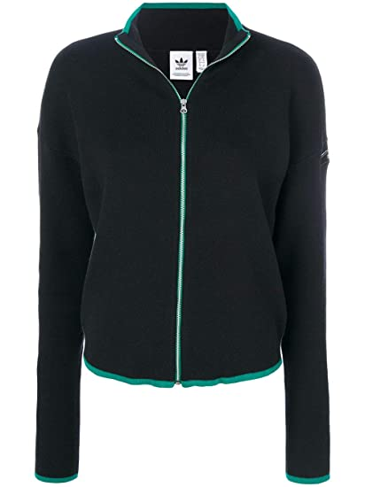 1597de2653fc adidas Originals Women s EQT Full Zip Track Jacket Sweater at Amazon ...