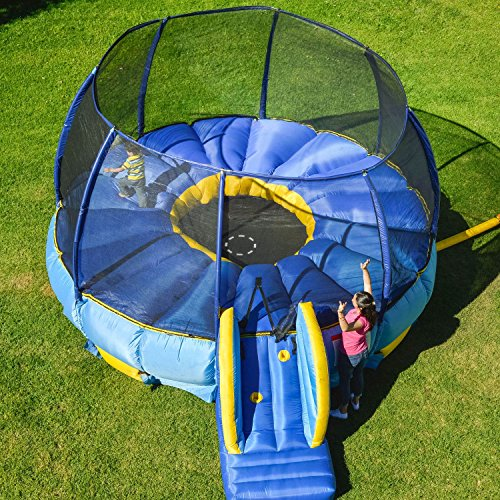 BouncePro Superdome Trampoline Inflated Bounce product image