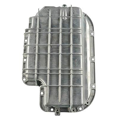 A-Premium Lower Engine Oil Pan for Mercedes-Benz C280 C43 AMG CL500 CLK320 CLK430 E320 E430 E55 AMG G500 ML320 ML430 S430 S500 SL500 SLK320: Automotive