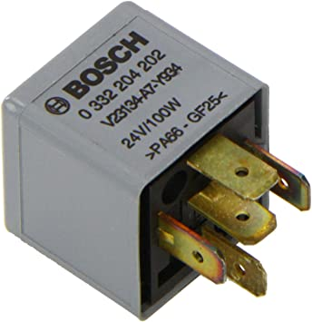 """Bosch 0332014213 Relay /""""discontinued by manufacturer/"""""""