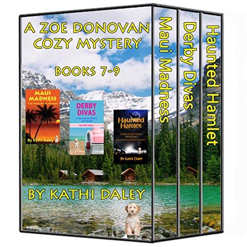 (Zoe Donovan Boxed Set Books 7-9)