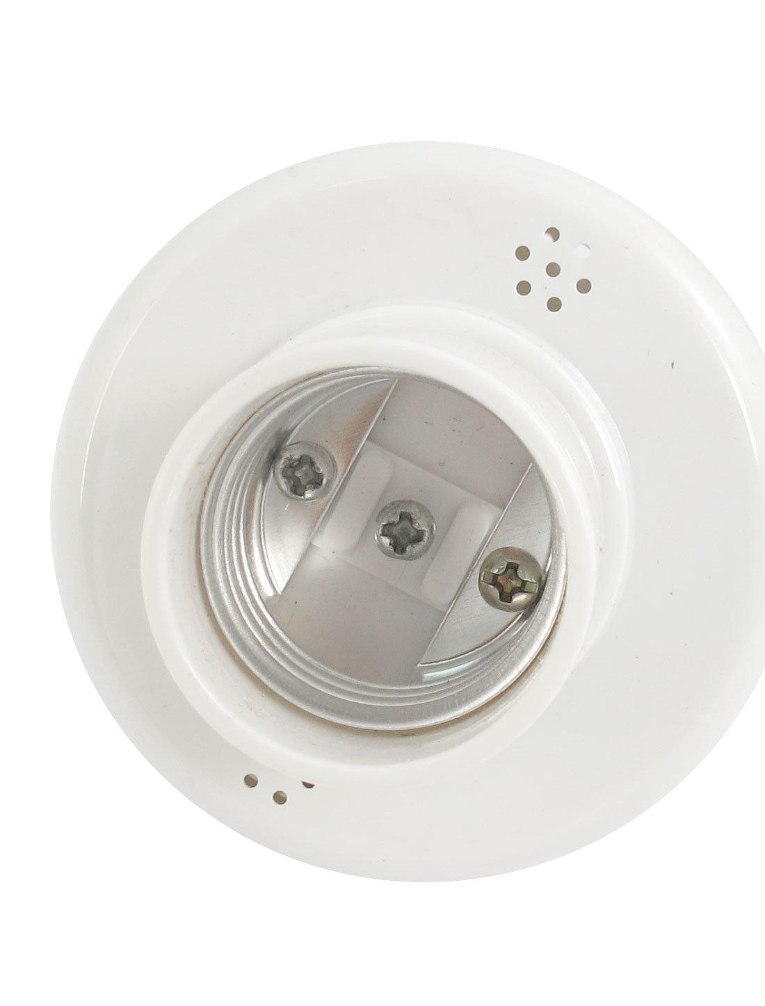 eDealMax 20M E27 distancia Soporte del Control de la lámpara de luz Para cabeza del interruptor del zócalo Brown: Amazon.com: Industrial & Scientific