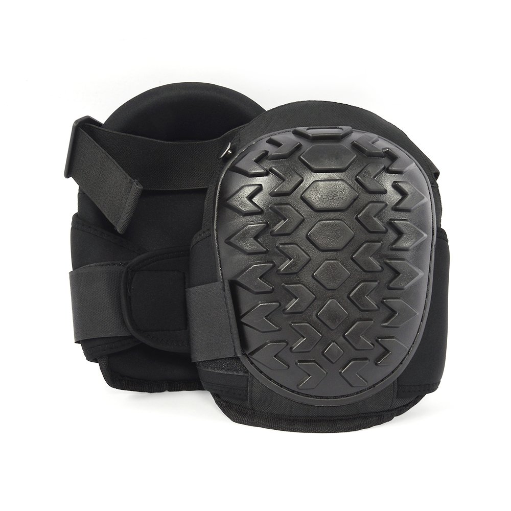 GOLDEN V Professional Gel Knee Pads Work Train Heavy Duty Foam Padding Knee Pad Gardening, Construction, Concrete, Roofing & Flooring