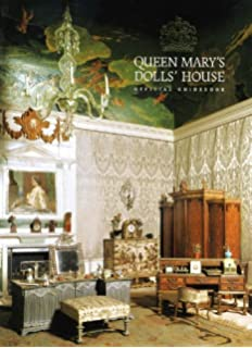 Queen Mary S Dolls House Wilson Mary Stewart Mary Stewart Wilson