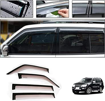 Side Window Visors Sun Guard Vent Deflectors for Mitsubishi·ASX 2010-2016