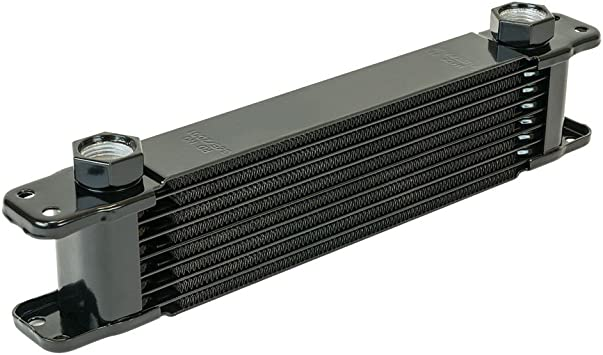 Flex-A-Lite 400017 Transmission Oil Cooler 17 Row 6An