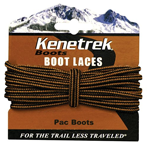 Lace Pac Boot - Kenetrek Pac Boot Laces, Rust, 63