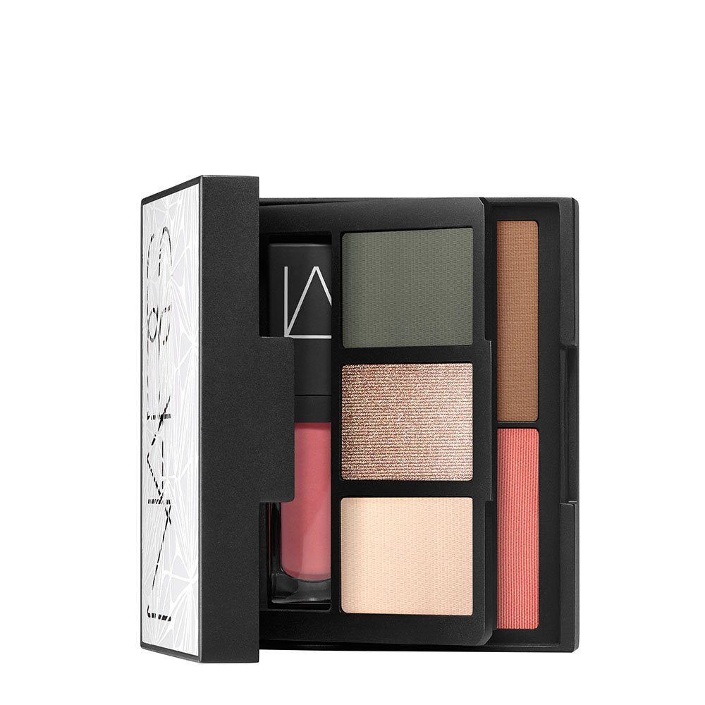 NARS Laser Cut Eye, Cheek and Lip Palette Limited Edition $126 Value