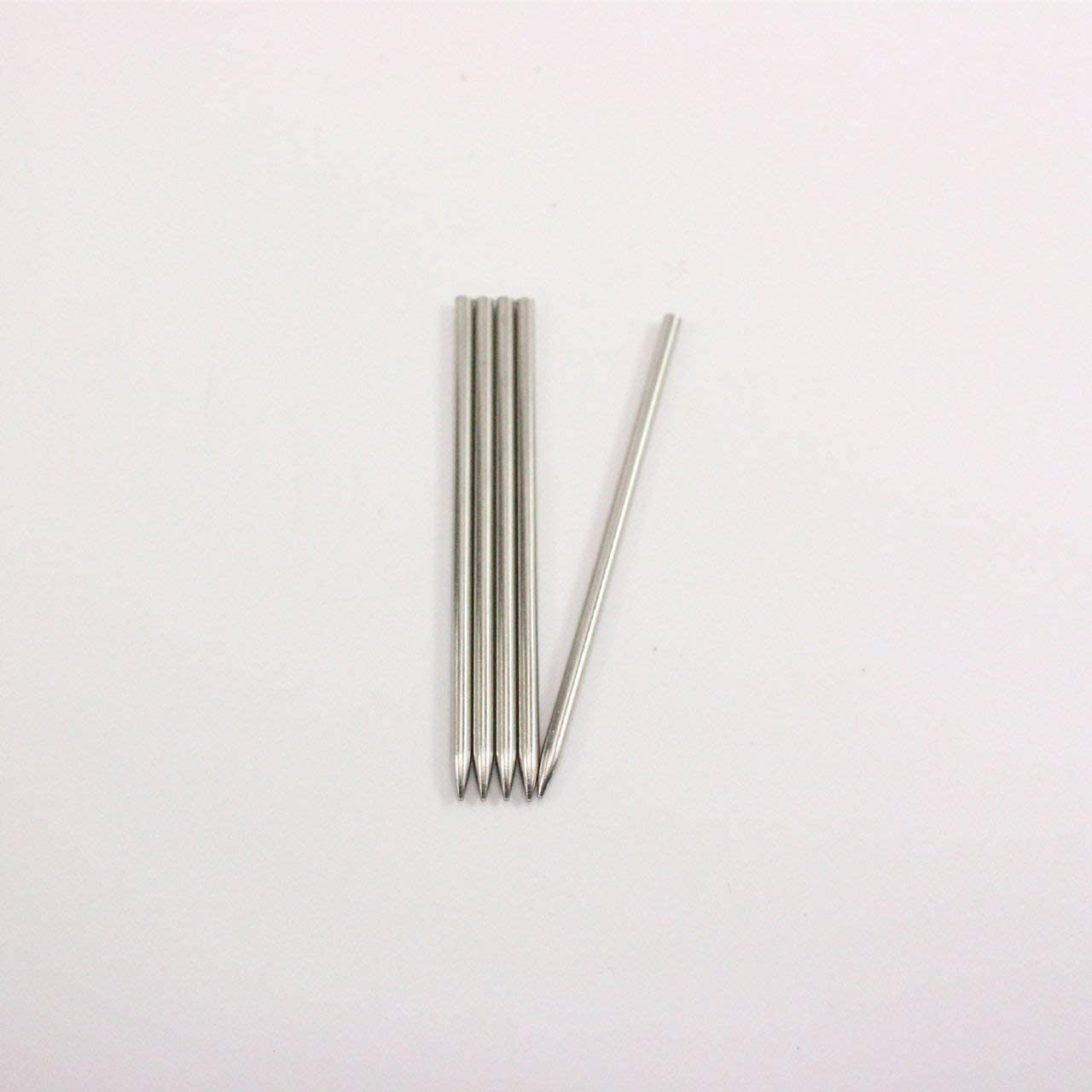 3mm Stainless Steel Needle Paracord FID Lacing Stitching Needles for Paracord Bracelet Leather Weaving Tool OP