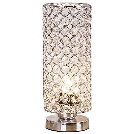 MUTANG Lámpara de Mesa de Cristal, Estilo nórdico estética ...