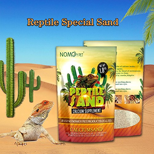 Motina Reptile Special Sands , 8 Pounds, Gold (Westminster Halloween Dance)