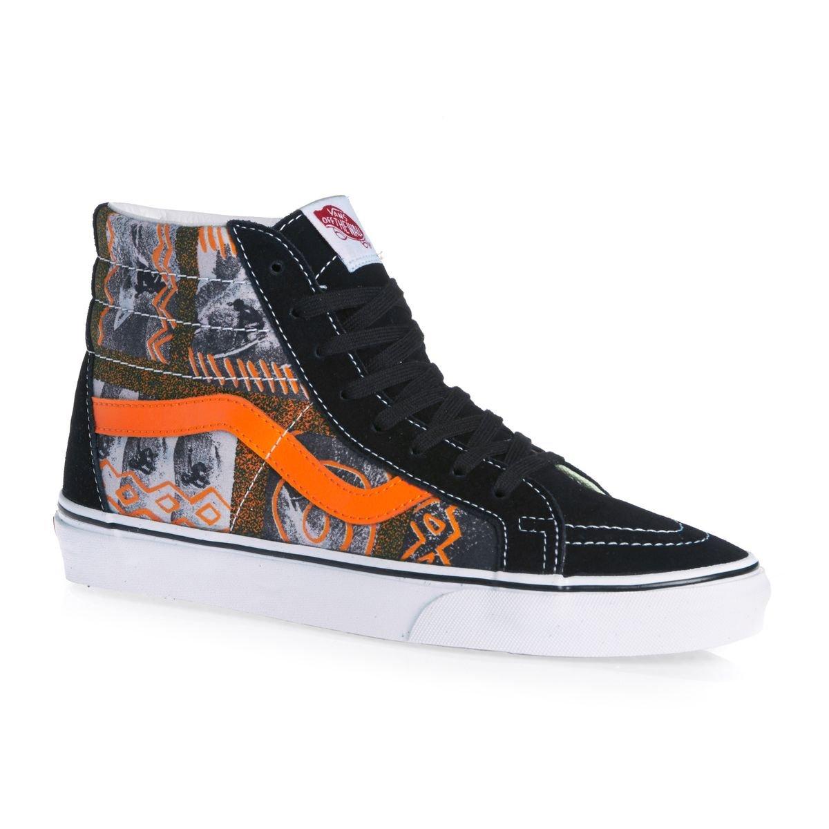 Vans Unisex Sk8-Hi Slim Women's Skate Shoe B0130OL1PK 9 M US Women / 7.5 M US Men|Hoffman/Black