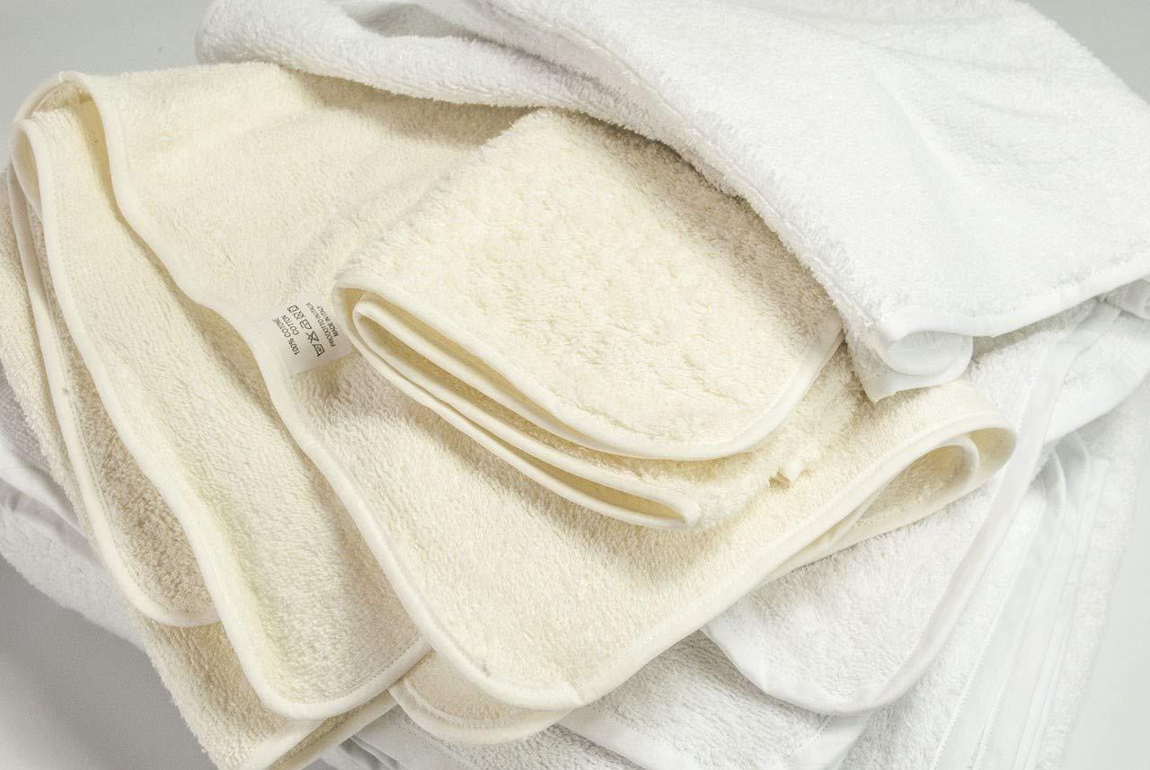 Asciugamani tutte misure: Viso e Bidet, Lenzuolo e Telo Doccia - Marfil, Ducha Toalla Gigante: Amazon.es: Hogar