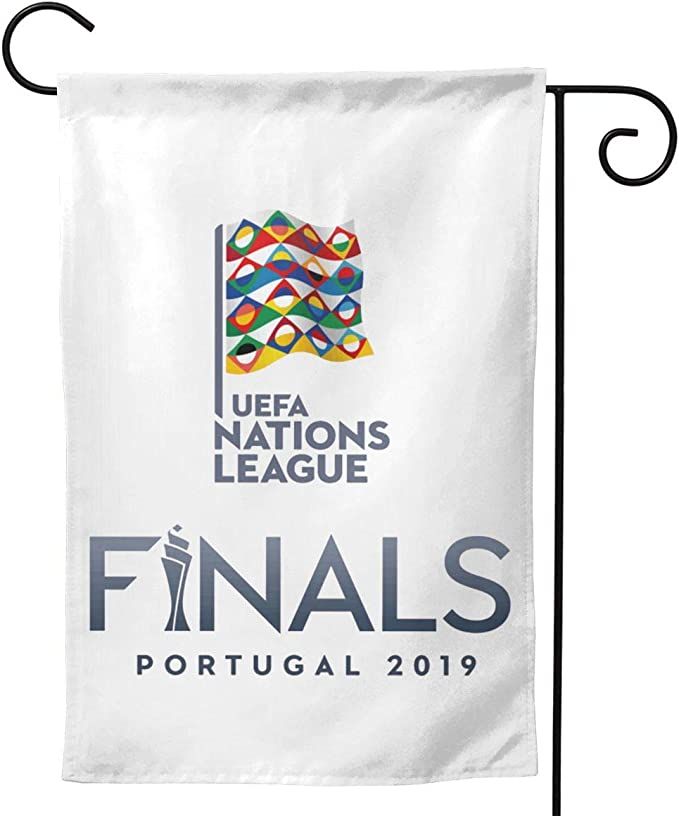 Maria Oro Uefa Nations League Garden Flag Double Sided Multi Code Amazon Co Uk Garden Outdoors