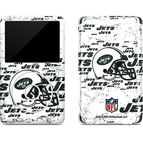 NFL New York Jets iPod Classic (6th Gen) 80 & 160GB Skin - New York Jets - Blast Alternate Vinyl Decal Skin For Your iPod Classic (6th Gen) 80 & 160GB (New Skin Jets Ipod York)