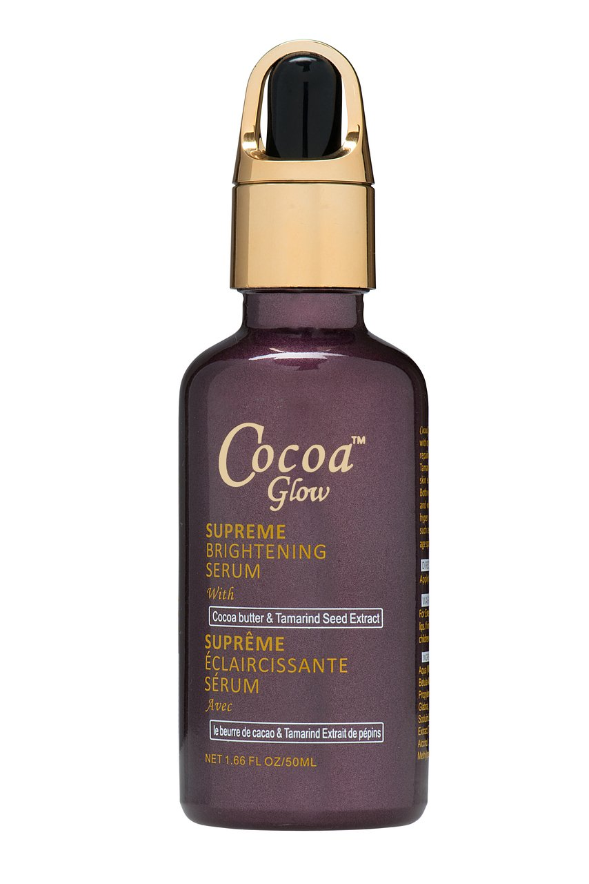 Cocoa Glow Supreme Brightening Serum - 1.66oz by Cocoa Glow
