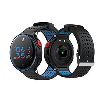 Cimix Deportes Watch Tracker Fitness, cronómetros para niños Deportivos, Relojes Inteligentes con Monitor de